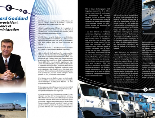 Brochure corporative